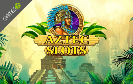 Aztec slot machine