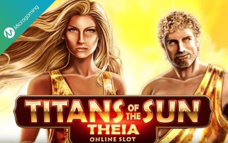 titans of the sun: theia slot machine online