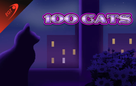 100 Cats slot machine