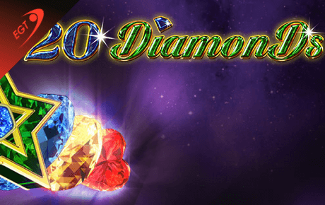 20 diamonds slot machine online