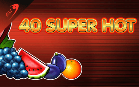 40 super hot slot machine online