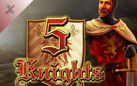 5 Knights slot machine