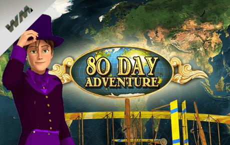 80 days adventure slot machine online