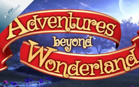 adventures beyond wonderland slot machine online