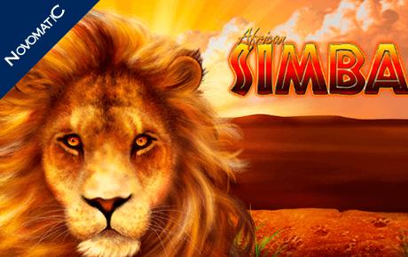 african simba slot machine online
