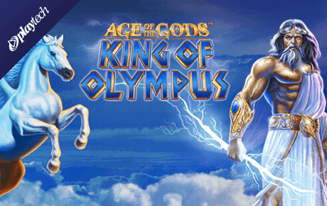 Age of the Gods: King of Olympus slot machine