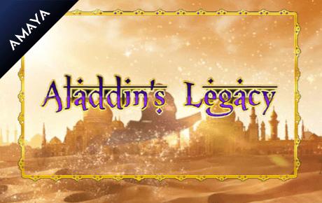 aladdin's legacy slot machine online