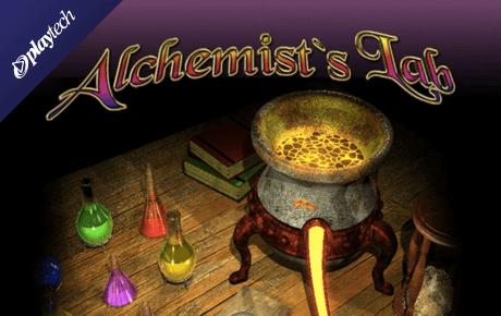 alchemist's lab slot machine online