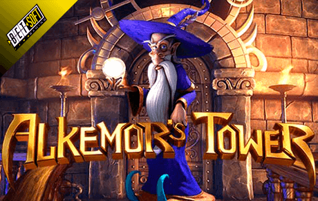 Alkemors Tower slot machine