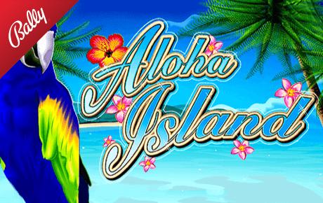 Aloha Island slot machine