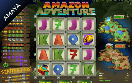amazon adventure slot machine online