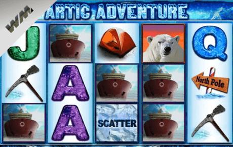 artic adventure slot machine online