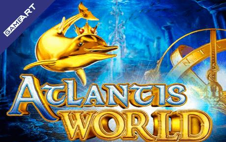 atlantis world slot machine online