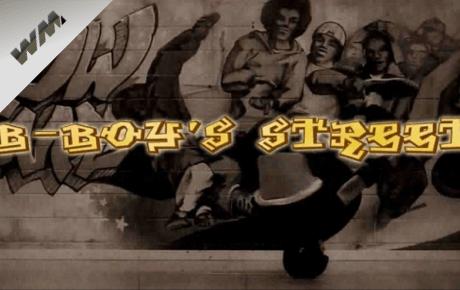 B-Boys Street slot machine