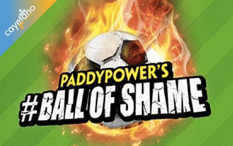Ball Of Shame slot machine
