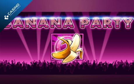 banana party slot machine online