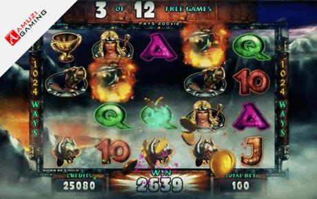 barbarian riches slot machine online