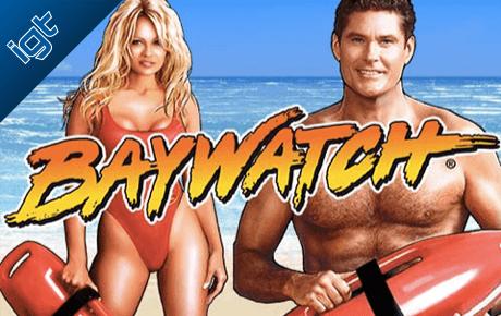 baywatch slot machine online