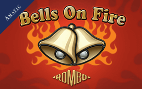 Bells on Fire Rombo slot machine