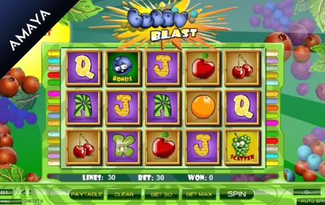 Berry Blast slot machine