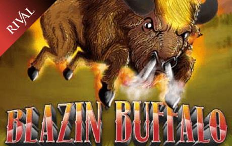 blazin' buffalo slot machine online
