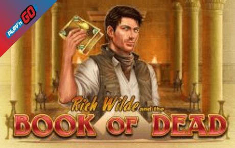 book of dead slot machine online
