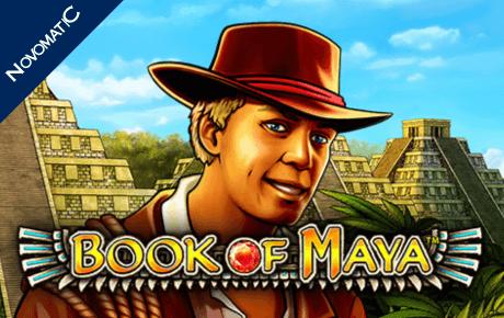 book of maya slot machine online