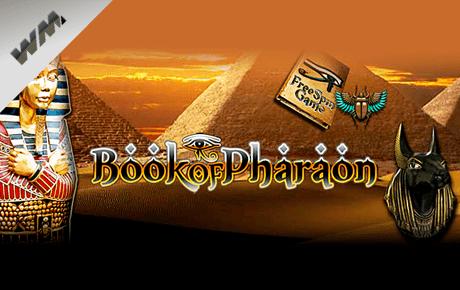 book of pharaon slot machine online