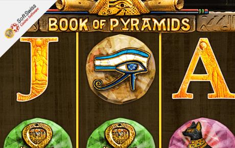 book of pyramids slot machine online