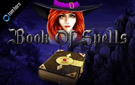 book of spells slot machine online