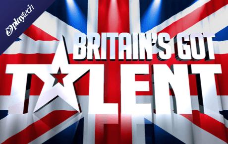 britain's got talent slot machine online