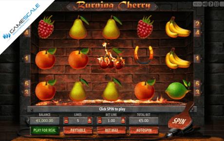 burning cherry slot machine online