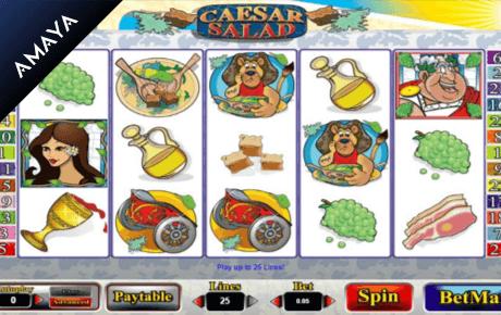 caesar salad slot machine online