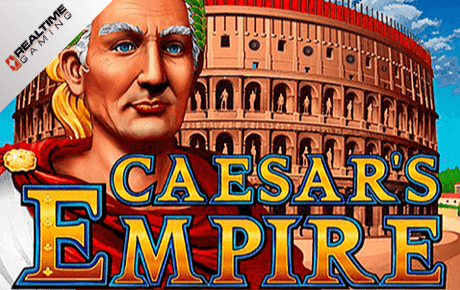 caesar's empire slot machine online
