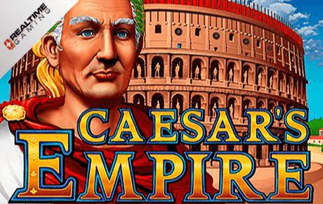 caesar's empire slot machine online