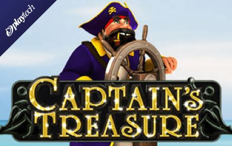 captain's treasure slot machine online