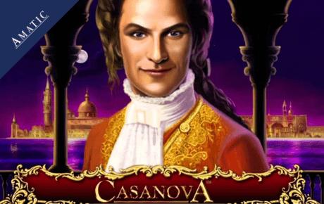 Casanova slot machine