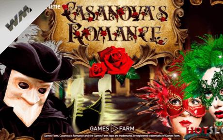casanova's romance slot machine online