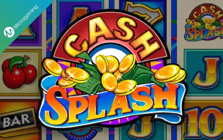 cash splash 5 reel slot machine online