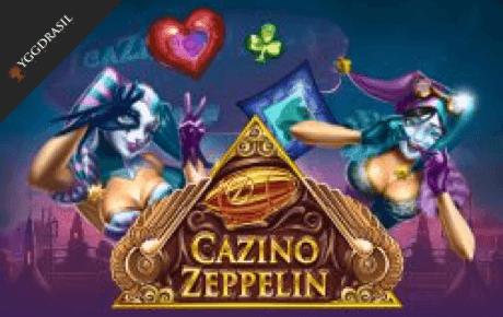 cazino zeppelin slot machine online
