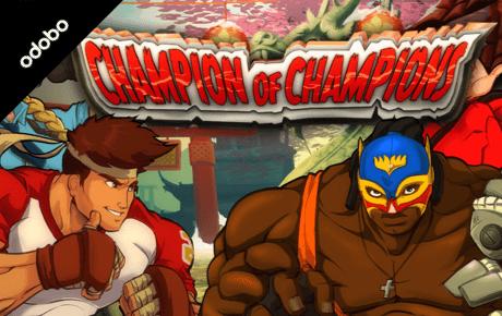 Champion of Champions slot machine