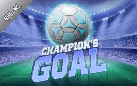 champion's goal slot machine online