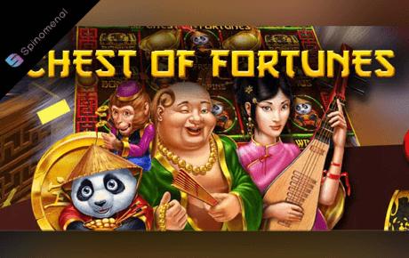 chest of fortunes slot machine online