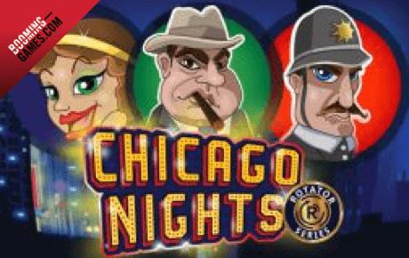 chicago nights slot machine online