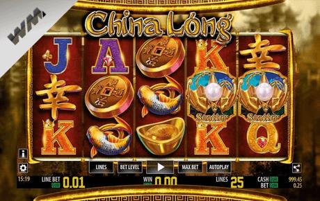 China Long slot machine