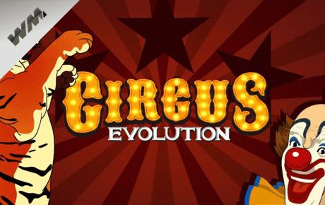 Circus Evolution Slot machine