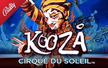 cirque du soleil kooza slot machine online