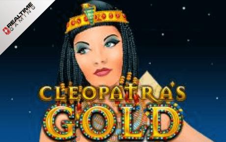 cleopatra's gold slot machine online