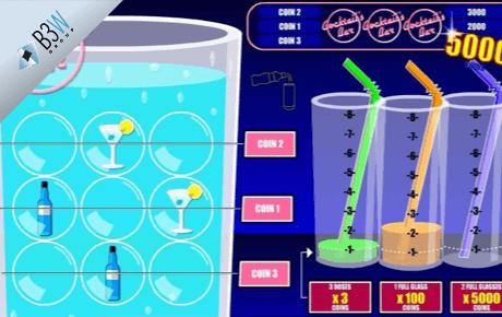 cocktail's bar slot machine online