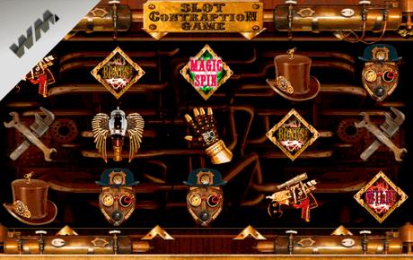 Contraption Game slot machine